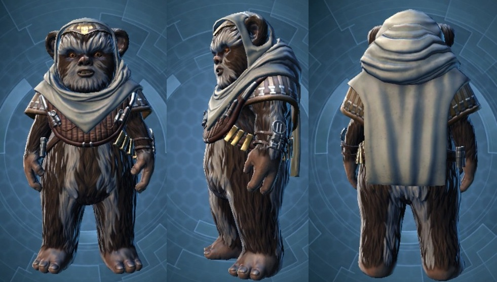 Swtor Treek Customization 4 Bounty Hunting