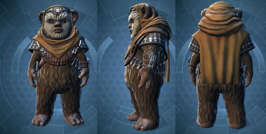Swtor Treek Default Customization