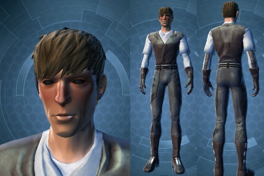 Swtor Vector Customization 1