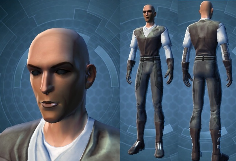 Swtor Vector Customization 2