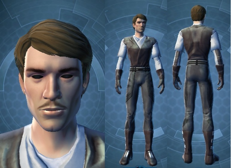 Swtor Vector Customization 3