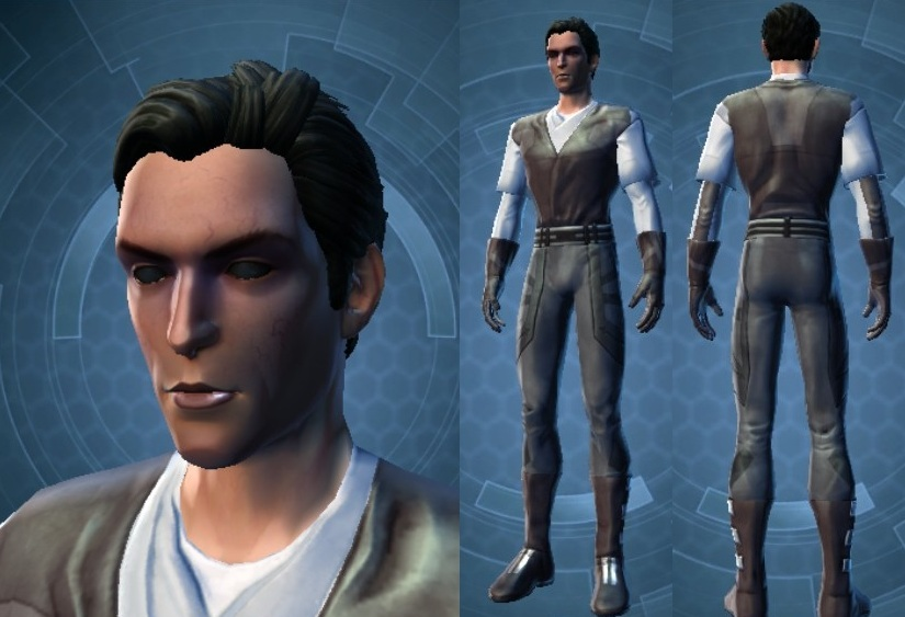 Swtor Vector Customization 4