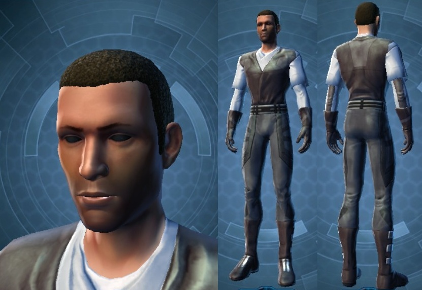 Swtor Vector Customization 5