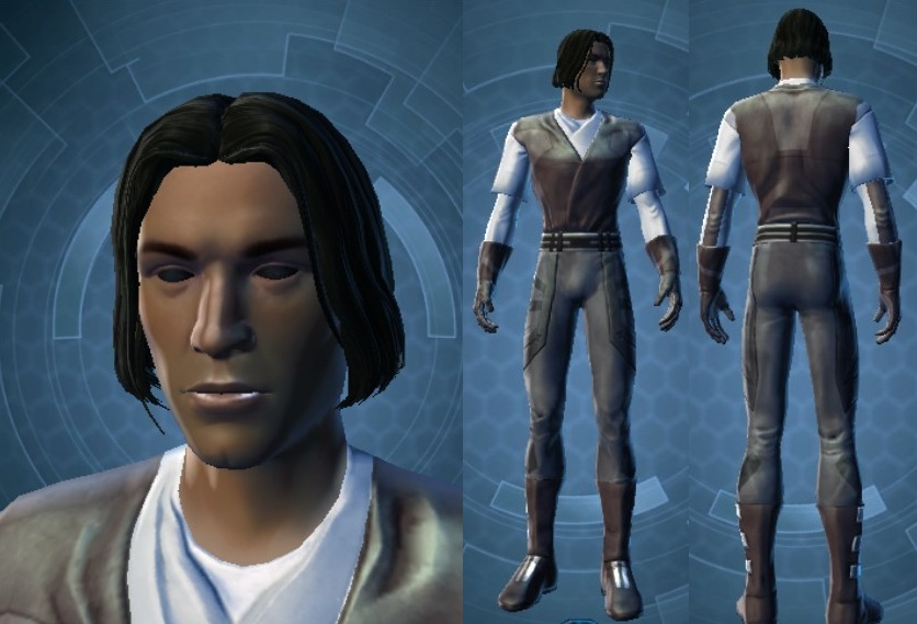 Swtor Vector Customization 7