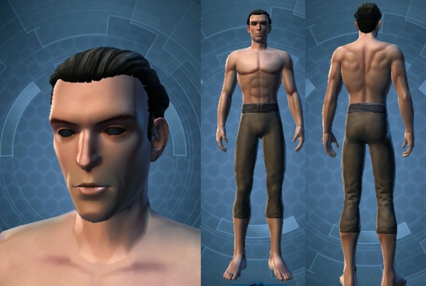 Swtor Vector Hyllus Customization Default