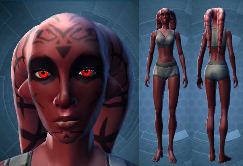 Swtor Vette Customization 2