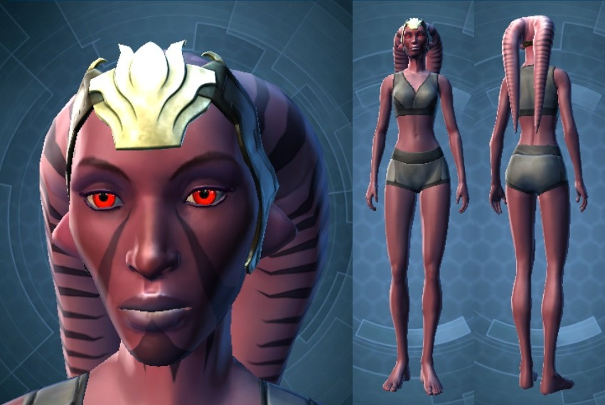 Swtor Vette Customization 4