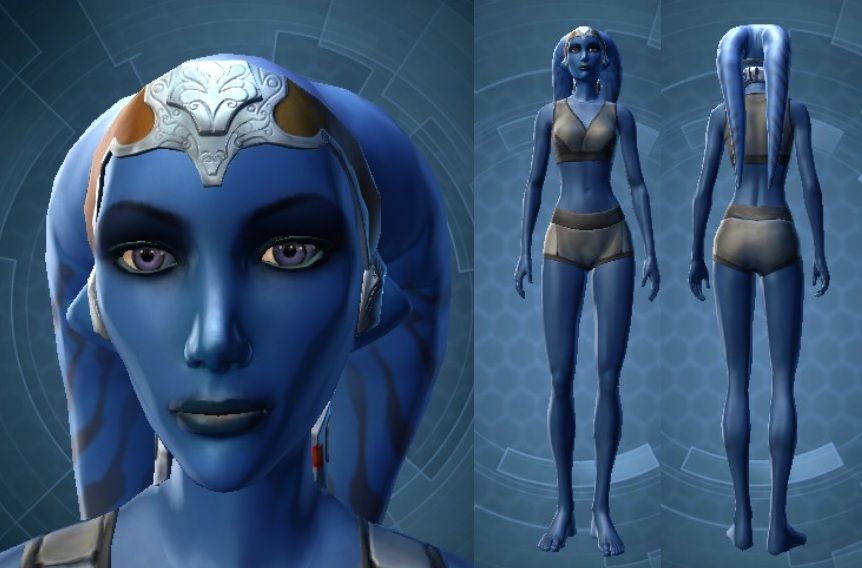 Swtor Vette Customization Default