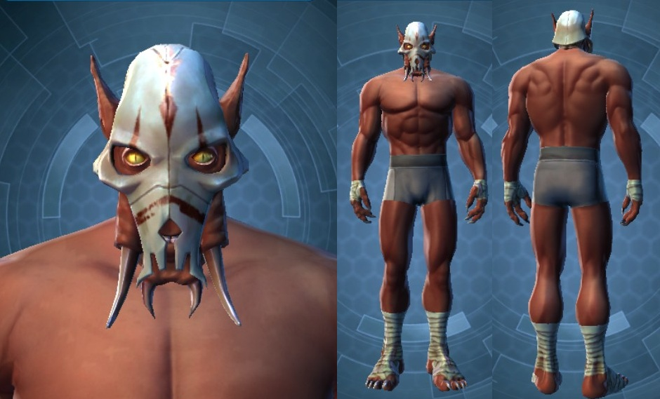 Swtor Xalek Customization 1