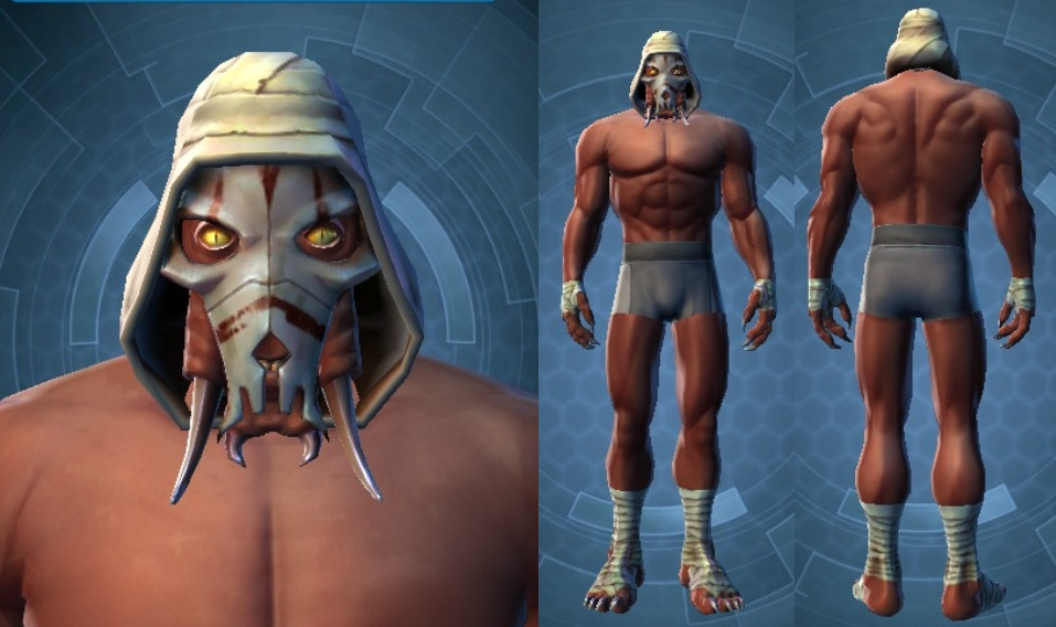 Swtor Xalek Customization Default