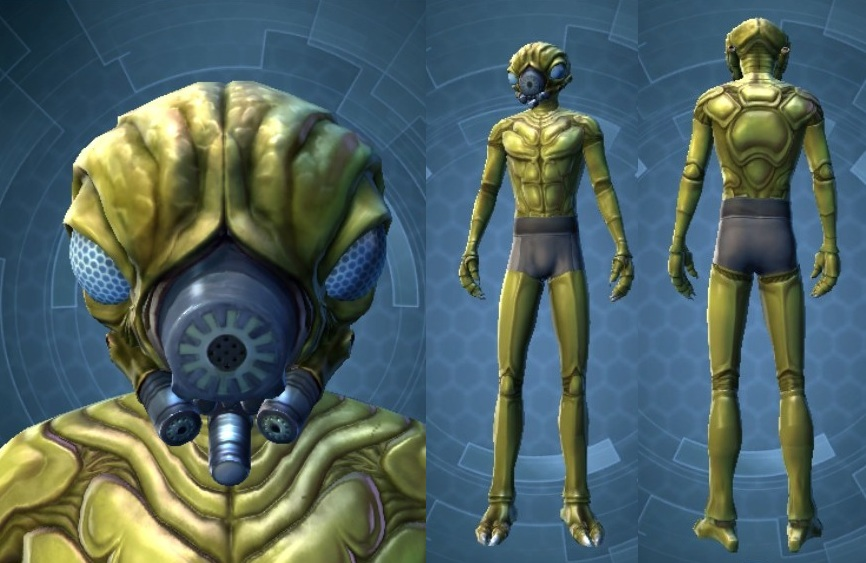 Swtor Yuun Customization 1