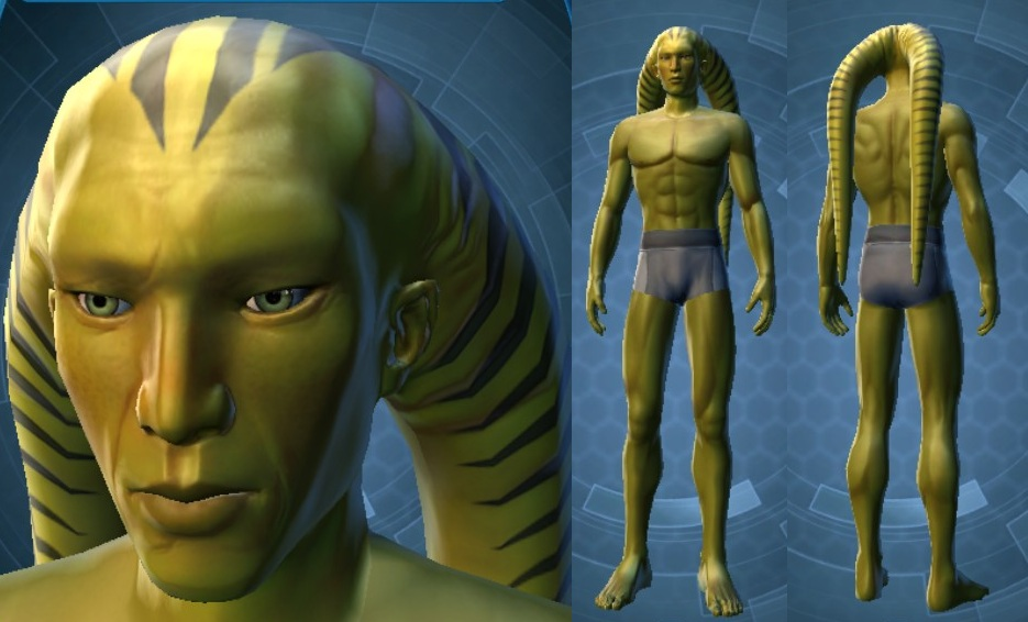 Swtor Zenith Customization 2