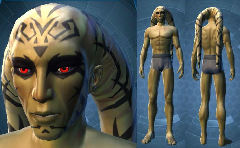 Swtor Zenith Customization 5