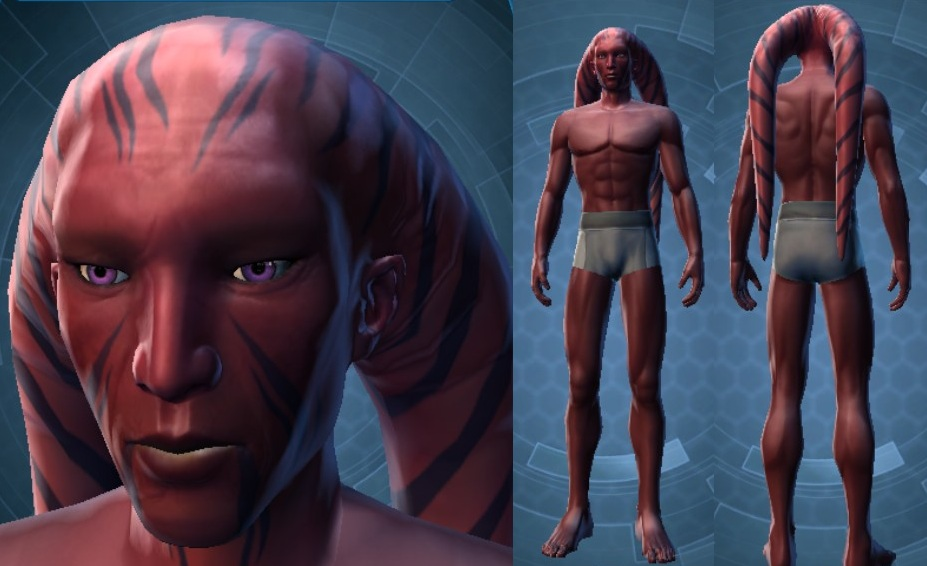 Swtor Zenith Customization 8