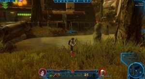 SWTOR rest xp