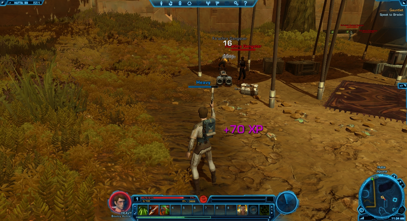 swtor rest points
