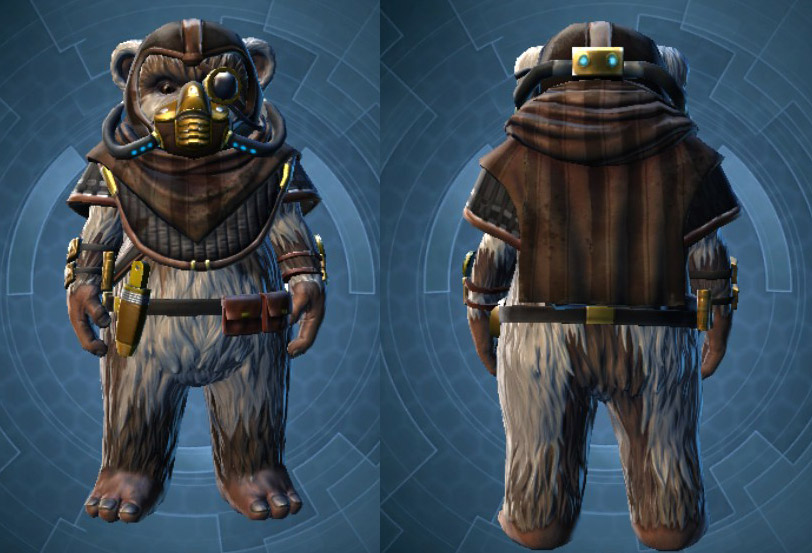 swtor Jungle Treek Customization