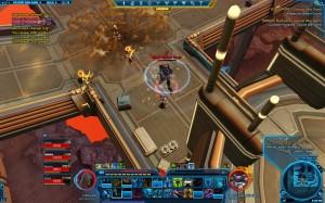 MK-X Hazard Droid