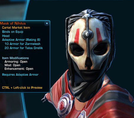 cartel market super rare items swtor guides for