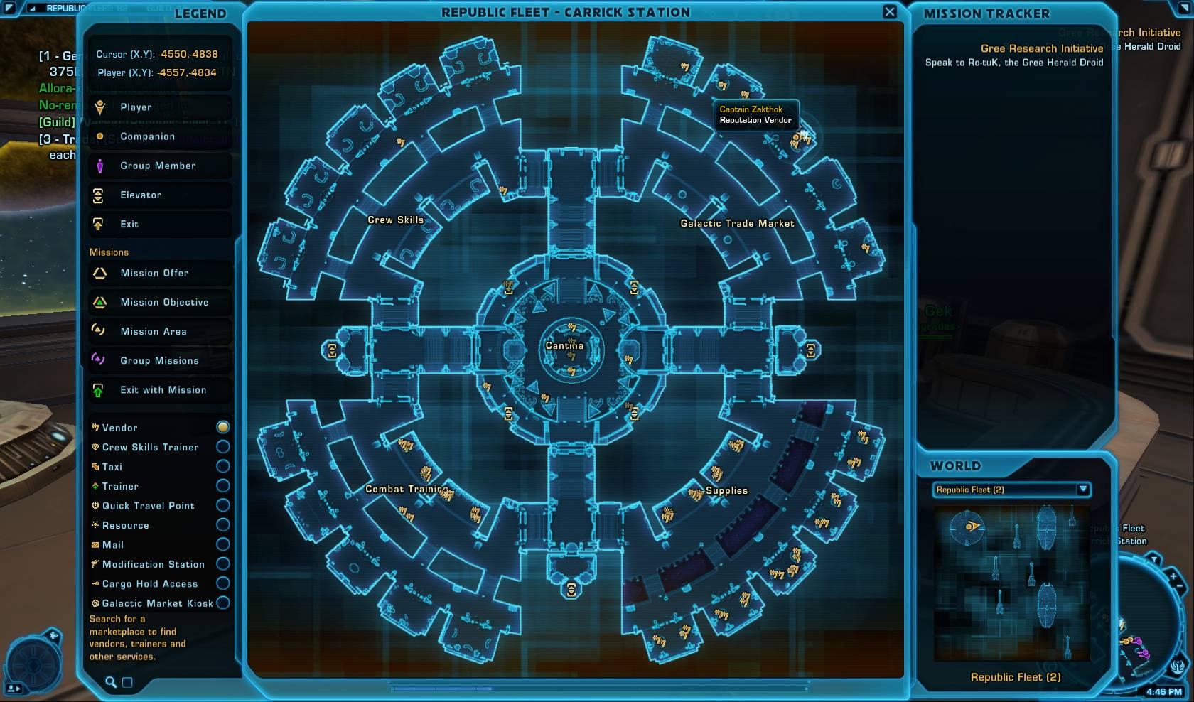 Republic Hyperspace Armada