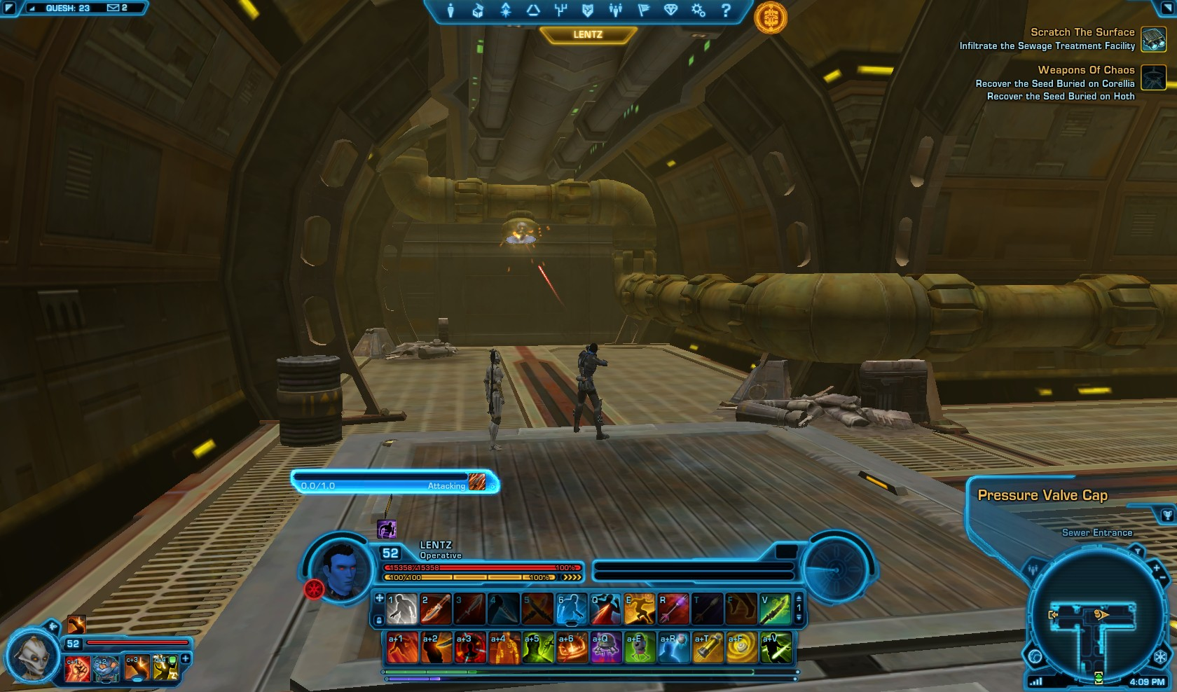 Swtor Scratch The Surface Macrobinocular Mission