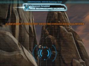 Swtor MCR-99 Droid Reconnaissance Balmorra Empire