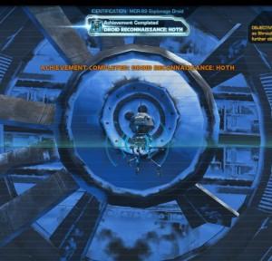 Swtor MCR-99 Droid Reconnaissance Hoth Achievement