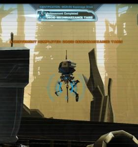 Swtor MCR-99 Droid Reconnaissance Taris Republic Achievement