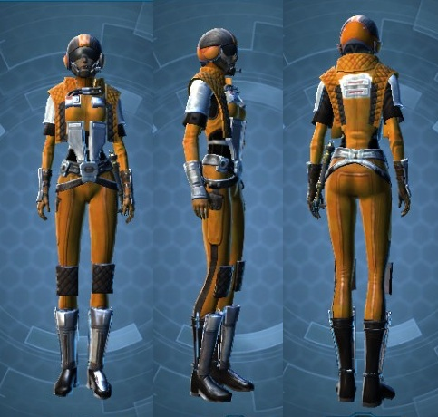 Republic Squadron Commander Suit