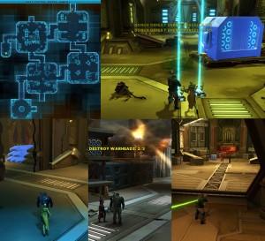 Central Armory Scenario