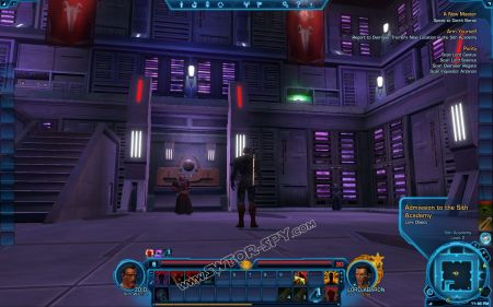 lore object Admission to the Sith Academy image 0  middle size