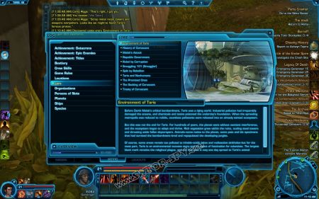lore object Environment of Taris image 2  middle size