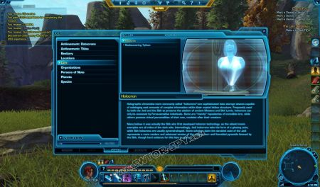 lore object Holocron image 0  middle size
