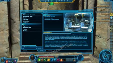 lore object Jedi Weapons image 1  middle size