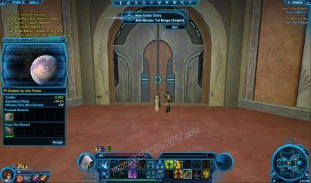 codex Jedi Master Tol Braga (Knight) image 0  middle size