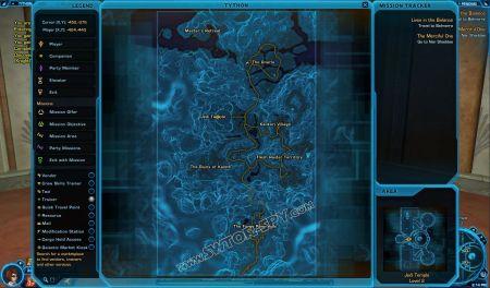 codex Jedi Master Tol Braga (Knight) image 3  middle size