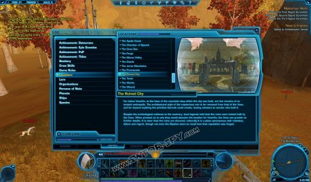 codex The Ruined City image 1  middle size