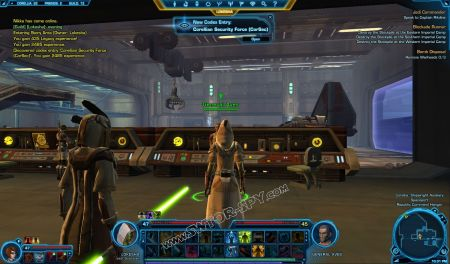 codex Corellian Security Force (CorSec) image 0  middle size
