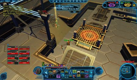 codex Huttball: Threw the Ball image 0  middle size