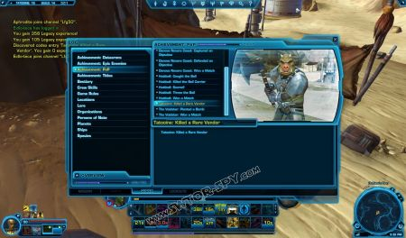 codex Tatooine: Killed a Rare Vendor image 13  middle size