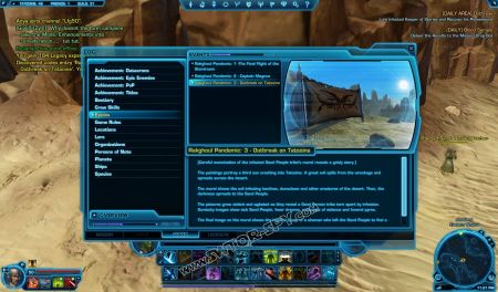 codex Rakghoul Pandemic: 3 - Outbreak on Tatooine image 1  middle size