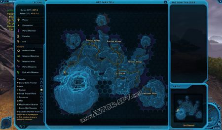 codex Separatist Stronghold image 2  middle size