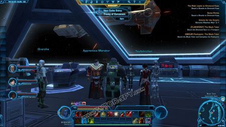 lore object Treaty of Coruscant image 0  middle size