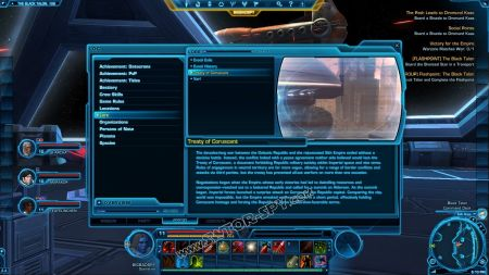 lore object Treaty of Coruscant image 1  middle size