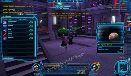 codex Sith Inquisitor image 0  middle size