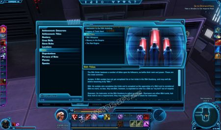 codex Sith Titles image 4  middle size