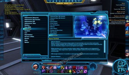 codex Space Combat image 1  middle size