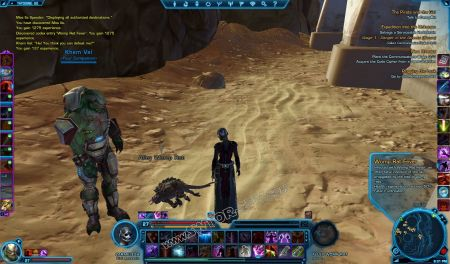 Womp Rat Fever Codex Entries Star Wars The Old Republic Peli motto compared baby yoda to a womp rat in. swtor spy
