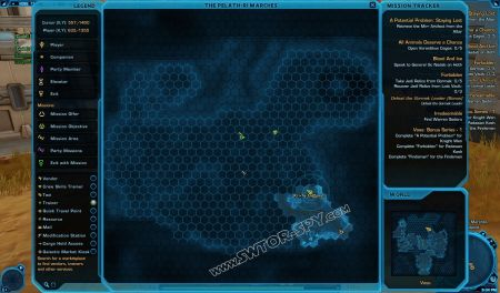 NPC: Findsman image 2 middle size