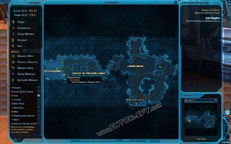 NPC: Sergeant Garus image 2 middle size